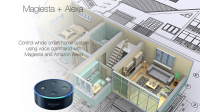 An intelligent Smart home assistant - Alexa